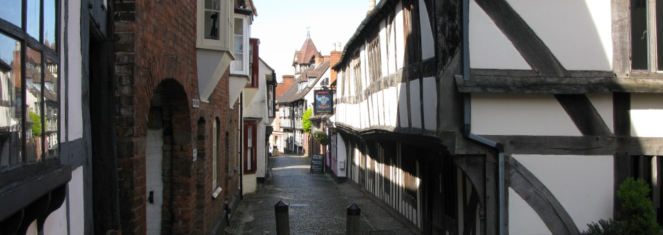 Church Lane Ledbury